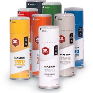 Maston Two 2K - 400ml Spraydose