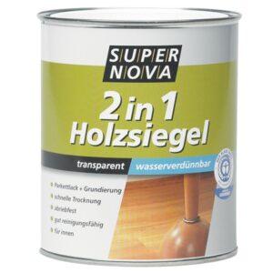 Acryl 2 in 1 Holzsiegel Super Nova Farblos
