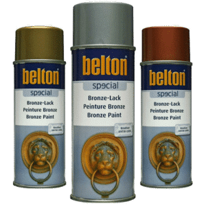 Belton Bronze Lackspray 400ml Spraydose