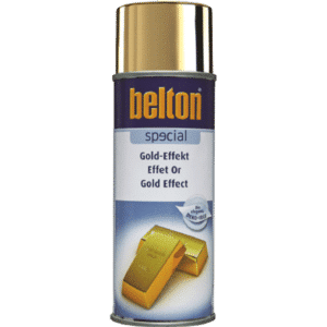 Belton Gold Effektspray 400ml Spraydose