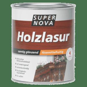 Holzlasur lösemittelhaltig Super Nova
