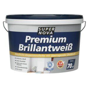Innendispersion Premium Brillantweiss Super Nova