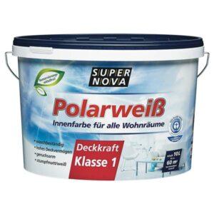 Innendispersion Super Nova Polarweiss 1