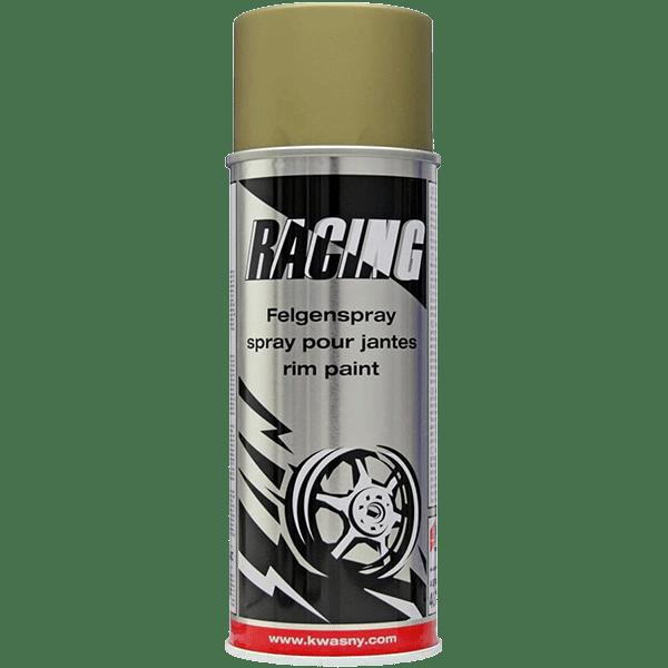 RACING Felgenspray Auto K 400ml Spraydose Gold