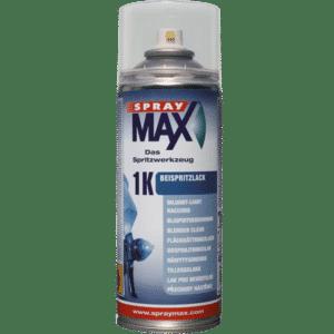 SprayMax 1K Beispritzlack transparent 400ml Spraydose