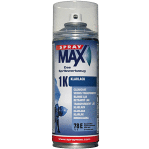 SprayMax 1K Klarlack 400ml Spraydose