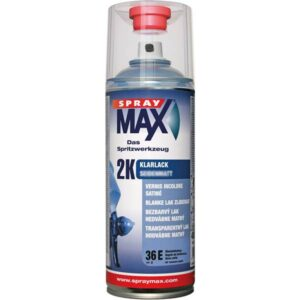 SprayMax 2K Klarlack 400ml Spraydose