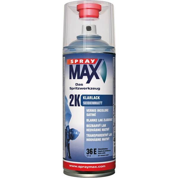 SprayMax 2K Klarlack 400ml Spraydose
