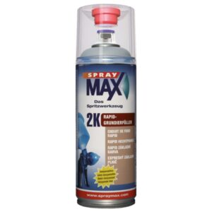 SprayMax 2K Rapid Grundierfüller - 400ml Spraydose